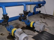 New Cairo Booster pump Stations